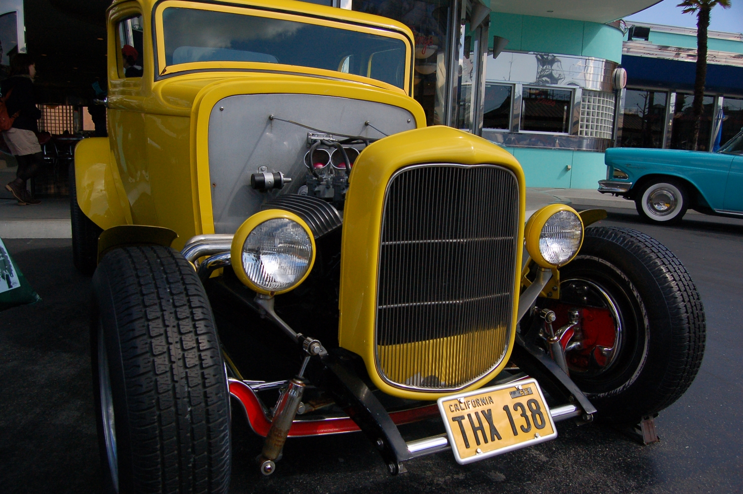 Yellow Hot Rod, with extra hot